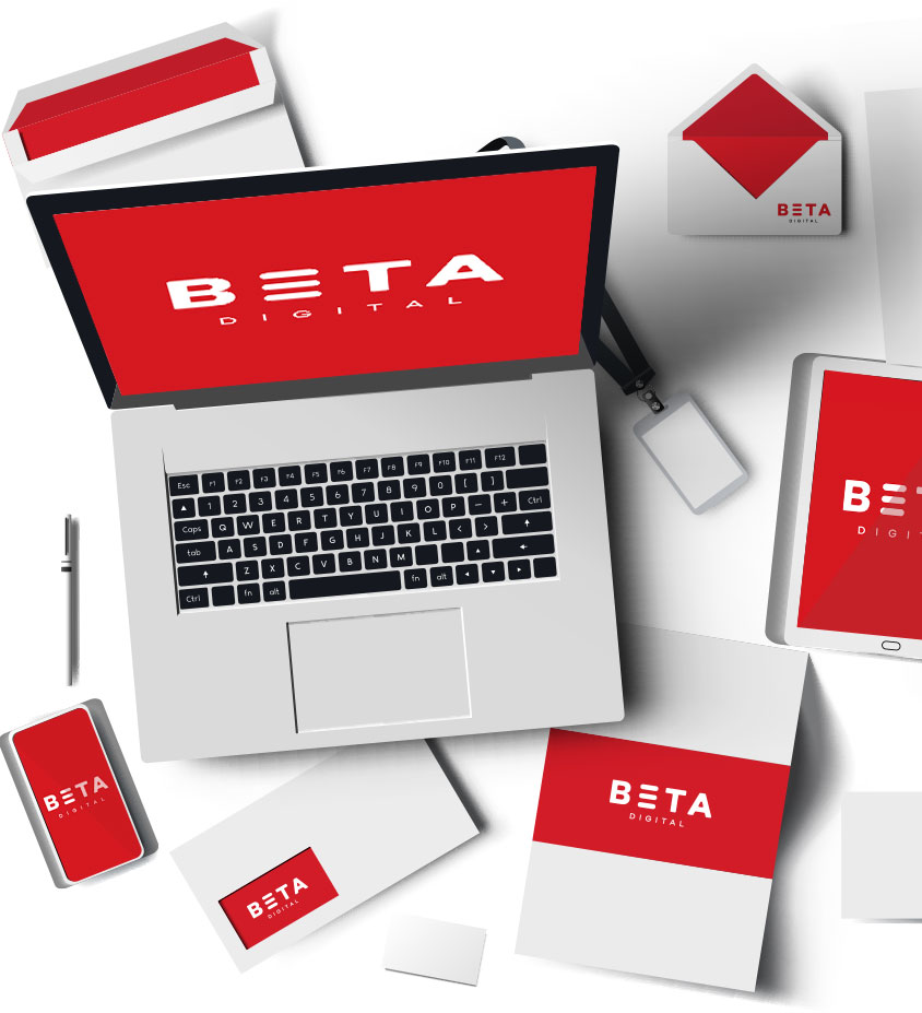 Criação de sites - Beta Digital