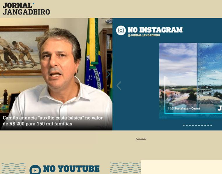 Jangadeiro - Fortaleza