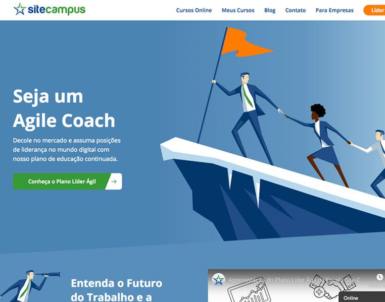 Site Campus - Porto Alegre